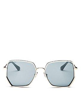 Jimmy Choo - Women's Aline Square Sunglasses, 58mm