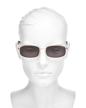 MARC JACOBS - Women's Square Sunglasses, 56mm