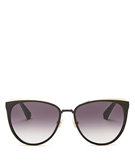 kate spade new york - Women's Jabrea Cat Eye Sunglasses, 57mm