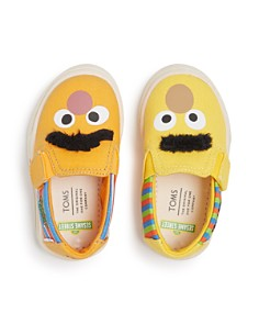 TOMS - x Sesame Street Boys' Ernie & Bert Luca Low-Top Sneakers - Baby, Walker, Toddler
