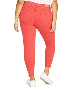Sanctuary Curve - Social Standard Ankle Jeans in California Poppy