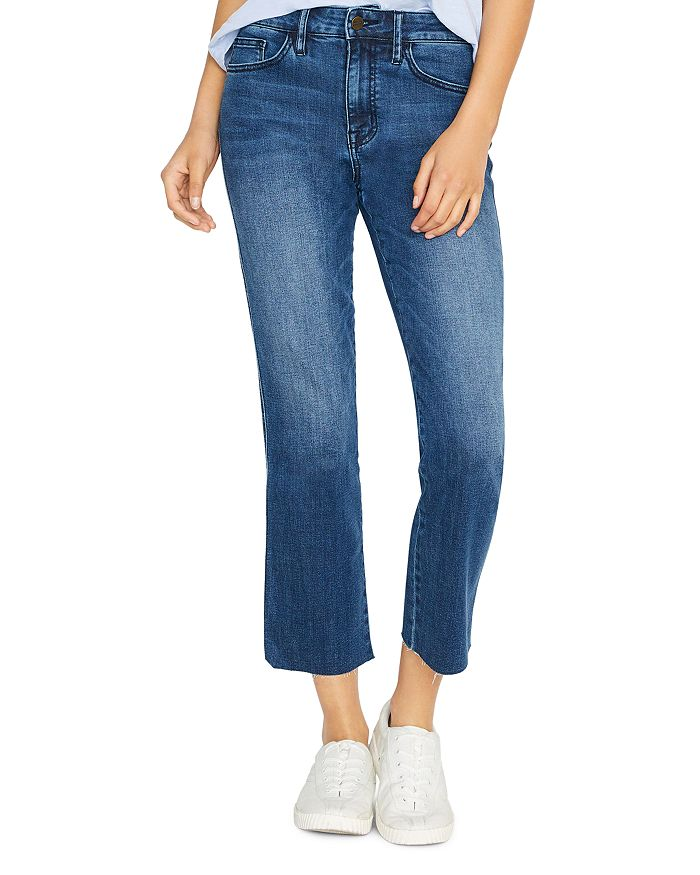 Sanctuary - Modern Standard Straight Ankle Jeans in Blue