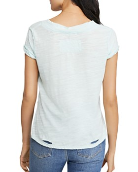 Free People - Sundance Distressed Tee