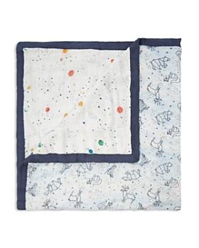 Aden and Anais - Boy's Stargaze Reversible Dream Blanket