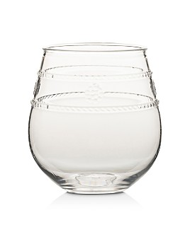 Juliska - Isabella Acrylic Stemless Wine Glass