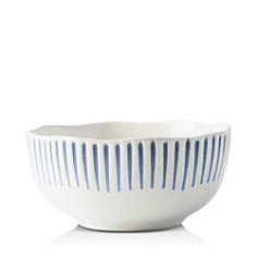 Juliska - Sitio Stripe Cereal/Ice Cream Bowl