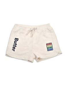 Butter - Girls' Fleece Shorts - Big Kid