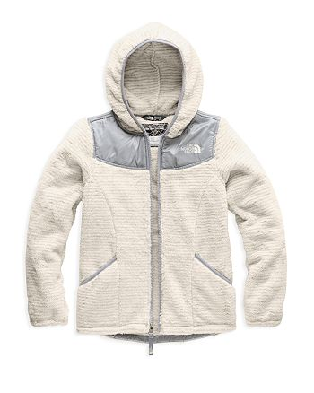 The North Face® - Girls' Vintage Oso Fleece Hoodie - Big Kid