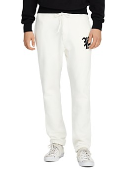 Polo Ralph Lauren - Yale Patch-Accented Fleece Jogger Pants - 100% Exclusive