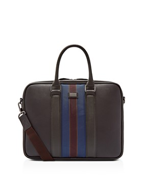Ted Baker - Blip Webbing Document Bag