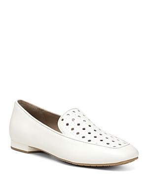 Donald Pliner Women\\\'s Honey Embossed Leather Loafers