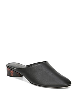 Via Spiga - Women's Chaney Leather Mules