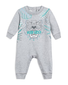 Kenzo - Boys' Signature Tiger & Logo Coverall - Baby