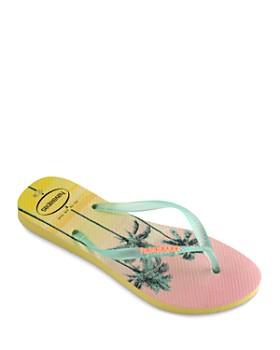 609925d130c5 havaianas - Women s Slim Paisage Flip-Flops ...