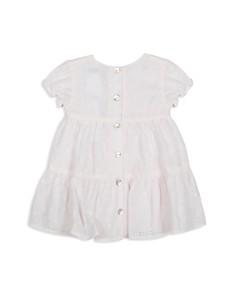 Tartine et Chocolat - Girls' Eyelet Dress - Baby