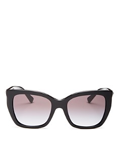 Valentino - Women's Rockstud Square Sunglasses, 53mm