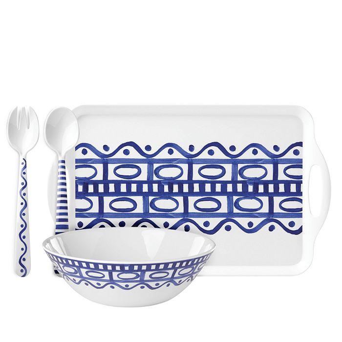 Dansk - Arabesque Melamine Serveware Collection