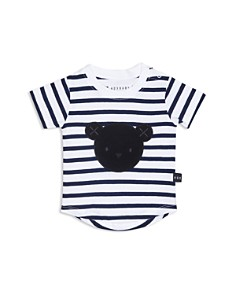 Huxbaby - Unisex Hux Striped Tee - Baby