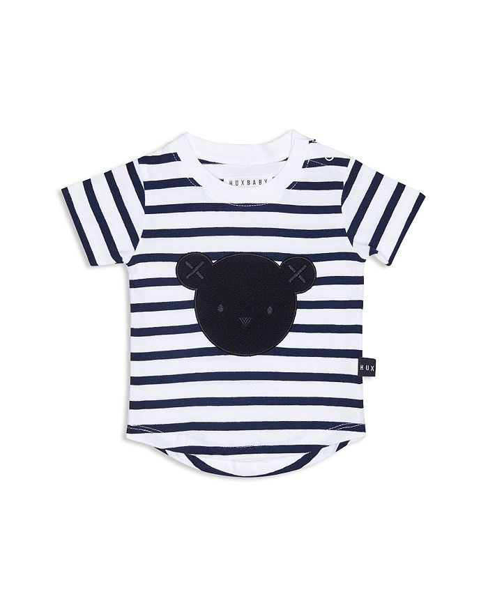 Huxbaby - Unisex Hux Striped Tee - Baby