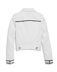 Hudson - Girls' Denim Jacket, Little Kid, Big Kid - 100% Exclusive