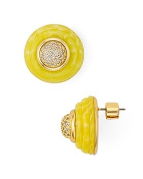 kate spade new york - Round Earrings