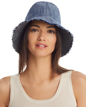 Eugenia Kim - Sara Reversible Denim Bucket Hat ... edf0675ad