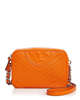 9d102cee3d8 Tory Burch - Fleming Distressed Crossbody ...