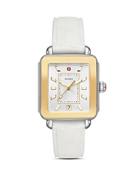 2d93a38bf MICHELE - Deco Sport Two-Tone Watch, 34mm x 36mm ...