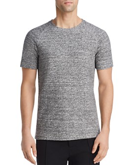 Wings and Horns - Space-Dyed Boucle Tee