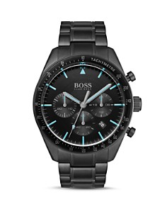 BOSS Hugo Boss - Trophy All Black Chronograph, 44mm