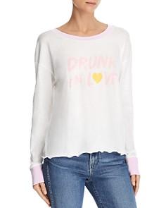 WILDFOX - Tori Drunk On Love Graphic Tee - 100% Exclusive