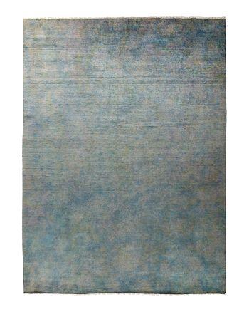 """Solo Rugs - Rebecca Vibrance Area Rug, 8'10"""" x 11'10"""""""