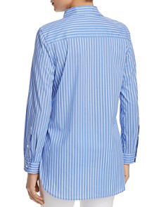 Calvin Klein - Striped Boyfriend Top