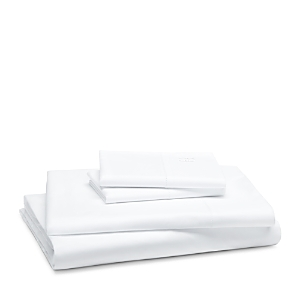 Amalia Home Collection 400TC Percale Sheet Set, Queen - 100% Exclusive