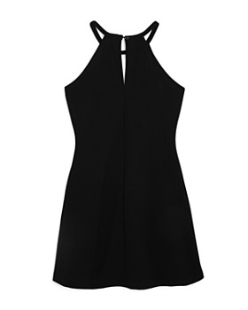 881f6a937 ... Sally Miller - Girls' The Hope Color-Block Fit-and-Flare Dress