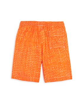 Psycho Bunny - Boys' Textured Swim Trunks - Little Kid, Big Kid
