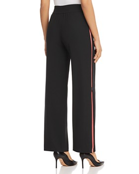 Armani - Zip-Detail Pants