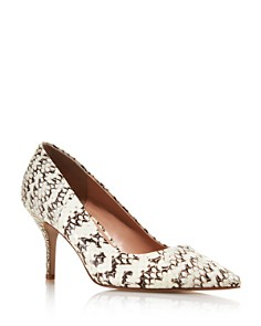 Charles David - Women's Arvin Pointed Toe Pumps