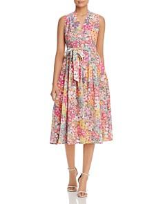 kate spade new york - Floral Midi Dress