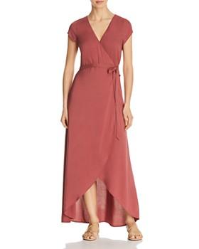 L*Space - Goa Wrap Dress Swim Cover-Up