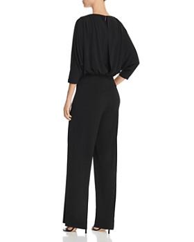 Donna Karan - Cold-Shoulder Jumpsuit