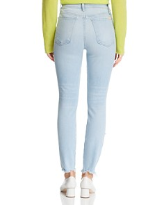 Joe's Jeans - Icon Distressed Ankle Skinny Jeans in Denice