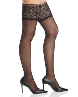 Wolford - True Blossom Thigh-Highs