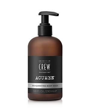 American Crew Acumen Invigorating Body Wash - 100% Exclusive