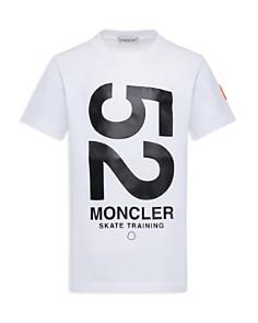Moncler - Boys' Large Logo Maglia Tee - Big Kid