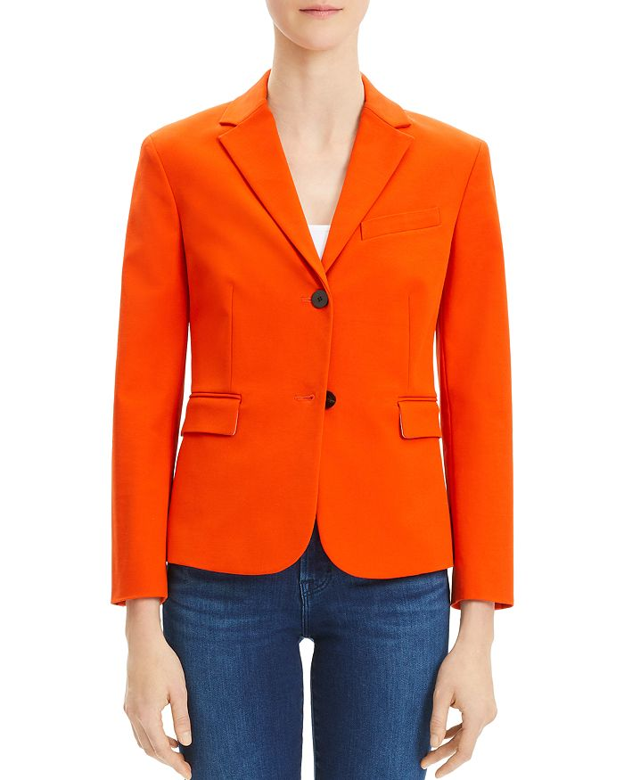 Theory - Shrunken Tailored Blazer