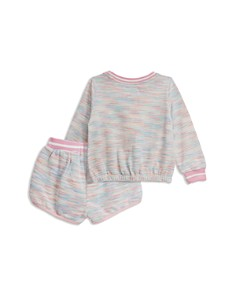 Sovereign Code - Girls' Jade + Norah Top & Shorts Set - Baby