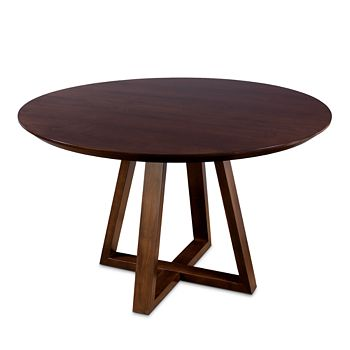 """Bloomingdale's Artisan Collection - Kane 42"""" Dining Table"""