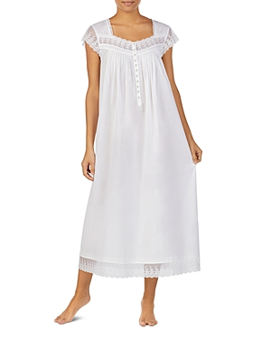 Eileen West Tops BALLET CAP-SLEEVE NIGHTGOWN - 100% EXCLUSIVE