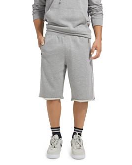 ATM Anthony Thomas Melillo - Stripe-Trimmed Sweat Shorts